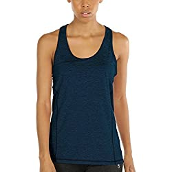 icyzone Fitness Deportiva de Tirantes para Mujer (Royal Blue)