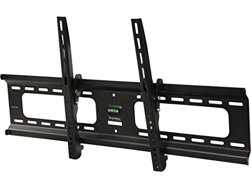 Rosewill Heavy Duty Low Profile Tilting TV Wall Mount for Most 37 to 90 inch LED LCD Flat Screen Monitor up to 165 LB VESA 800x400 mm TV Bracket, RHTB-17005 Heavy Duty Wall Mount