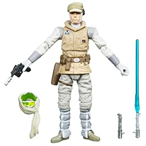 Luke Skywalker Hoth Outfit The Empire Strikes Back VC95 Star Wars The Vintage Collection Hasbro