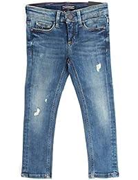 ca28134f Tommy Hilfiger KB0KB03582 Scanton Jeans JR Boy (8-16 Year)