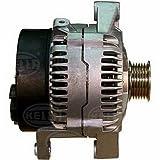 HELLA 8EL 732 900-001 Generator, 14V / 120A, Keilrippenriemenscheiben-Ø: 49mm