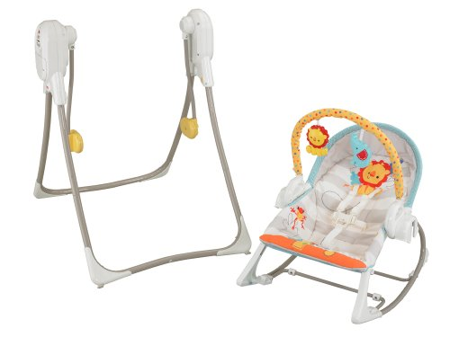 Fisher-Price Modelo BFH06 Hamaca Bebe Rocker electrica - 2