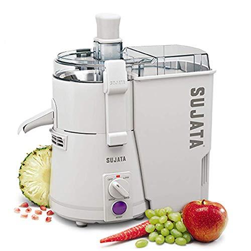 SUJATA powermatic Juicer 900W with Bag (White)