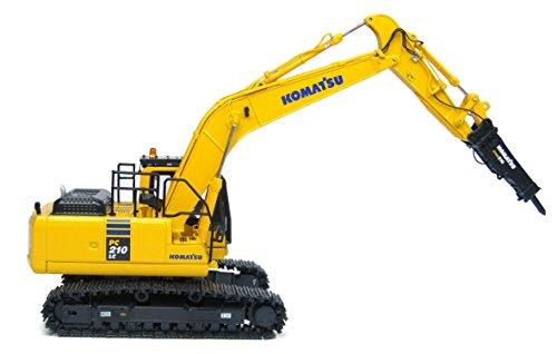 universal-hobbies-modellino-di-escavatrice-komatsu-pc-210lc-10-con-martello-pneumatico-uh-8096-scala