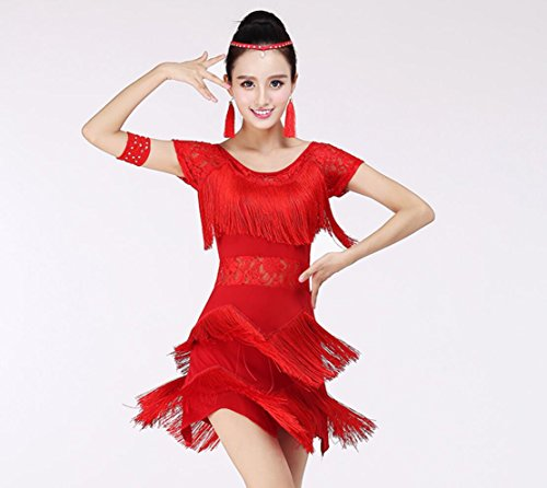 Jugend-Jungen-Mädchen-Jungen-Mädchen-Jungen-Mädchen-Jungen-Mädchen-Jungen-Mädchen-Jungen-Abend-Mädchen Jungen-Jungen-Mädchen-Abend-Kostüm Negro Rojo, m, -
