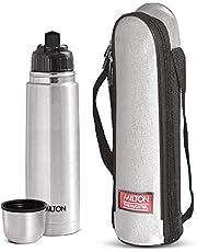 Milton Thermosteel Flip Lid/ Plain lid Flask