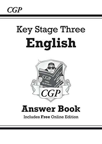 KS3 English Answers for Workbook (With Online Edition)