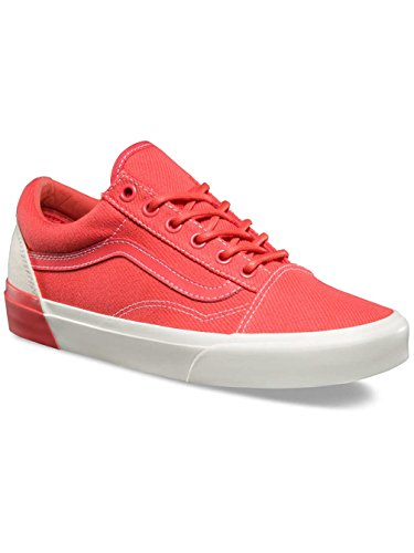 Herren Sneaker Vans Old Skool Dx Sneakers (blocked) classic white/d
