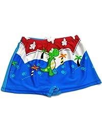 Romano Boys Multi-Coloured Swim Wear