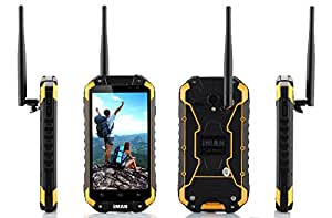 iMan i6 IP67 Rugged Phone - 4.7 Inch 720p Display, Android 4.4, Octa Core 1.7GHz CPU, 2GB RAM, 16GB Memory