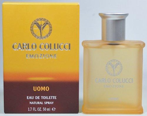 Preisvergleich Produktbild Carlo Colucci Herrendüfte Emozione Eau de Toilette Spray 50 ml
