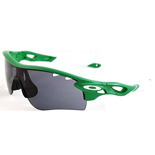 Oakley RADARLOCK PATH GREY TEAM BRIGHT GREEN