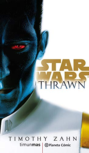 Star Wars Thrawn (novela) (Star Wars: Novelas)