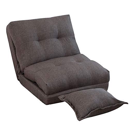 Tiantian-sofa T-T-H Sofá Perezoso sofá Cama Plegable de Tatami Individual Dormitorio Minimalista...