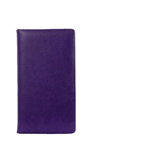 WWDDVHPY Business Notebook/Cancelleria Per Ufficio/Studente Universitario Notepad, Violet