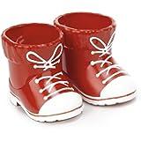 Nenuco - Set ropita básica surtida con botas playeras, color rojo (Famosa 700011320)