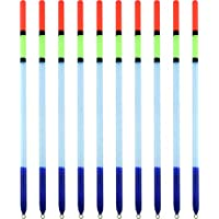 Storfisk fishing /& more Clear Posen mit hoher Antenne als 3 gleiche oder 6 Verschiedene Posen Set