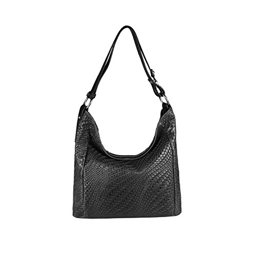 OBC Only-Beautiful-Couture, Borsa tote donna rosa Rosa ca.: 42x33x12 cm (BxHxT) nero