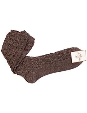 Trachten Socken - 41116 - braun