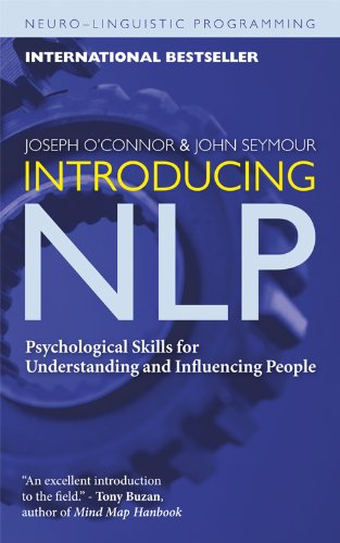 PDF Introducing NLP: Psychological Skills for Understanding