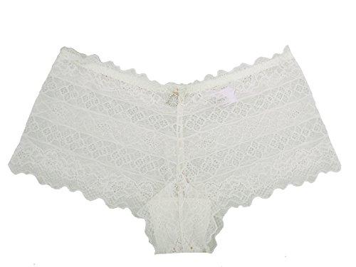 Cache Coeur Damen Umstands Unterhose Dunes Elfenbein - Off-White (elfenbeinfarben)