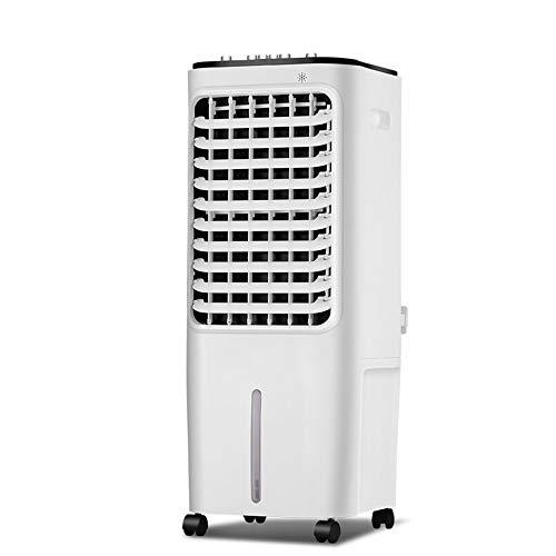 Air-conditioning fan Verdunstungskühler, EAU De Source 12L Domestique Plus Trois Réglages Tragbare Klimaanlage Purification Humidification Réfrigération Klimaanlage71cm -