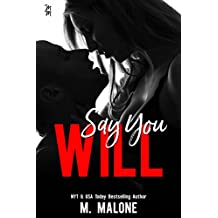 Say You Will (The Alexanders Book 5)