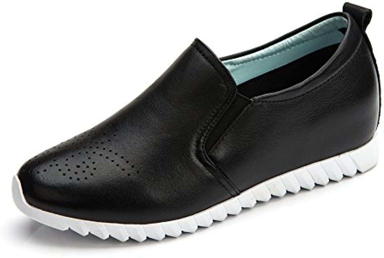 Autunno pattini in metallo Scarpe comode comode comode Invisibile alte scarpe casual | Consegna Immediata  | Uomo/Donne Scarpa  9e6b92