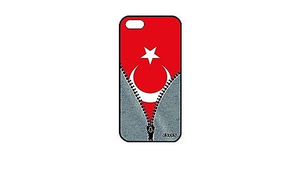 utaupia Coque Drapeau Turquie Turc Silicone iPhone 5 5S Se 32 Go Smartphone  Foot a Apple iPhone 5 iPhone 5S iPhone Se  Amazon.fr  High-tech fea00d01e6f9