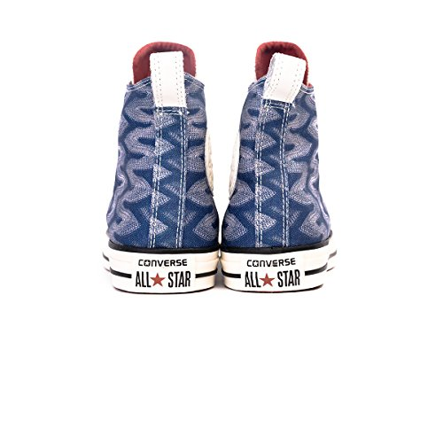 Converse 151255 Chuck Taylor All Star Unisex Sneakers Blau