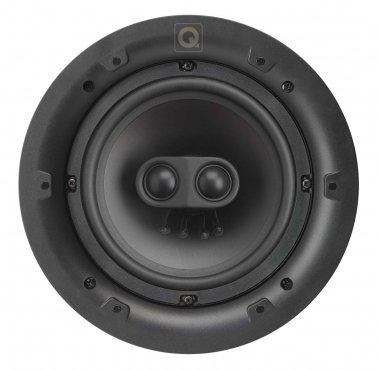 Q Install QI65CST Single Stereo Ceiling Speaker - Q