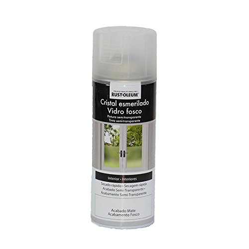 Spray Cristal Esmerilado Rust-Oleum 400 mL