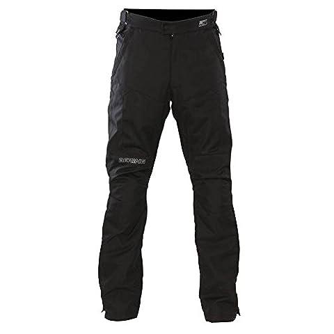 BERING Pantalon Moto Keers, Noir, 42/44