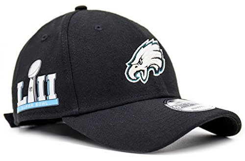 New Era NFL Properties 9Forty Adjustable Cap PHILADELPHIA EAGLES Schwarz, Size:ONE SIZE Eagle Snap