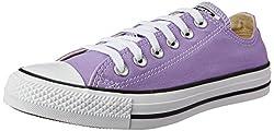 Converse Unisex Frozen Lilac Basketball Shoes - 3 UK/India (35 EU)