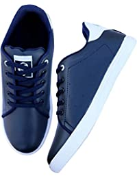 Come Shoe Blue Sneakers Casual Shoe For Men's