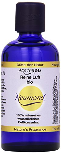 Neumond ätherisches Öl, Aquaroma Reine Luft bio, 100 ml, 1er Pack (1 x 100 ml)