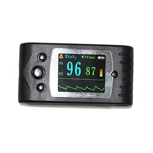 Finger-pulsoximeter Oximetro de Dedo Saturatiemeter Blut Sauerstoff Herz Rate Monitor OLED Saturometro Pulsioximetro Neueste