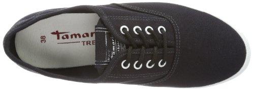 Tamaris TREND 1-1-23609-22 Damen Sneaker Schwarz (Black 001)