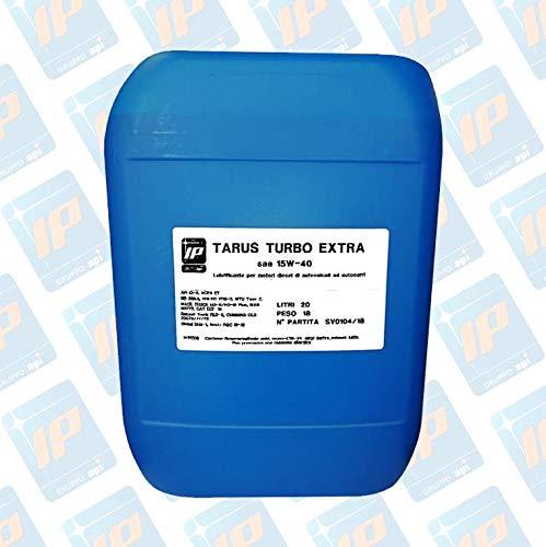 IP Olio Motore Tarus Turbo Extra 15W-40 Fusto da Litri 20 Veicoli Comm