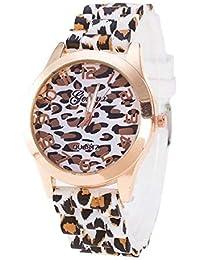 20398082583b Amazon.es  relojes geneva - Silicona  Relojes