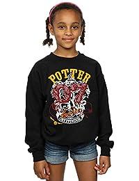 Harry Potter niñas Gryffindor Seeker Camisa De Entrenamiento