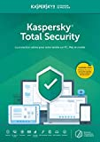 Kaspersky Total Security | 5 Appareils - 2 Comptes utilisateurs | 1 An | PC/Mac | Online Code