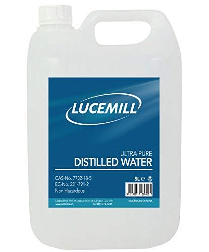 Acqua distillata purissima, 5 l