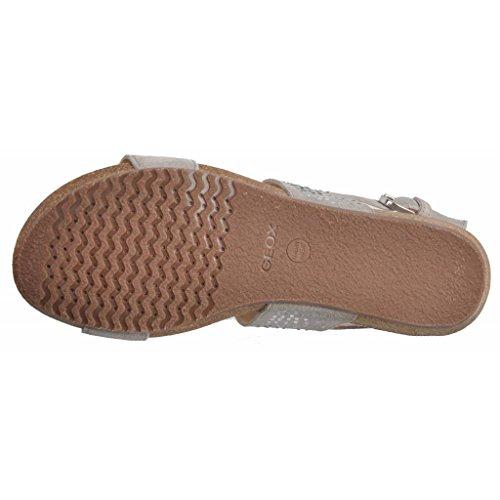 Sandali e infradito per le donne, colore Grigio , marca GEOX, modello Sandali E Infradito Per Le Donne GEOX D VINCA A Grigio Grigio