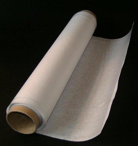 Staubabweisender Schutzumschlag, Transparent, 330 mm x 10 m Rolle