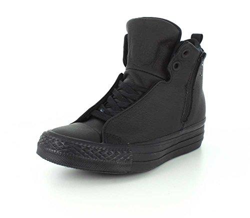 Sport scarpe per le donne, colore Nero , marca CONVERSE, modello Sport Scarpe Per Le Donne CONVERSE CTAS SELENE MONOCHROME LEAT Nero Grigio