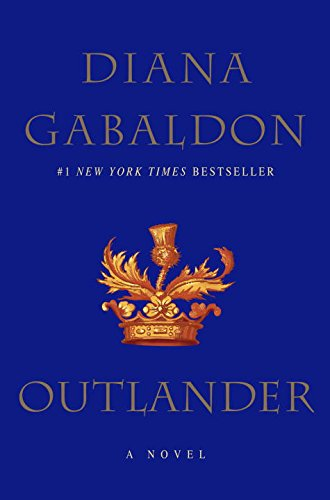 Book cover for Outlander