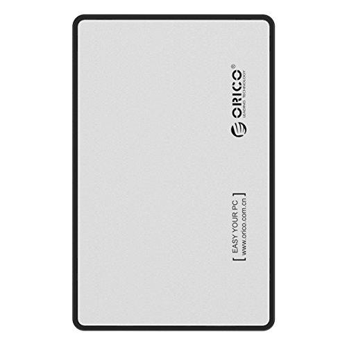 orico-caja-externa-usb-30-para-disco-duro-25-sata-carcasa-hdd-sdd-25-de-95mm-7mm-plata