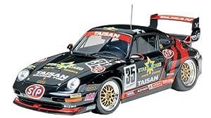 """Tamiya 24175 - Maqueta de coche Porsche 911 GT2 """"Taisan Starcard"""" - escala 1/24"""